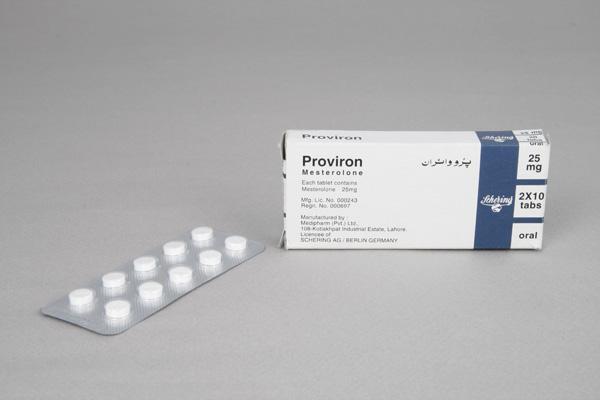 proviron 25mg